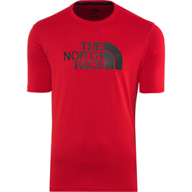 The North Face Train N Logo Flex Lyhythihainen T-paita Miehet, tnf red